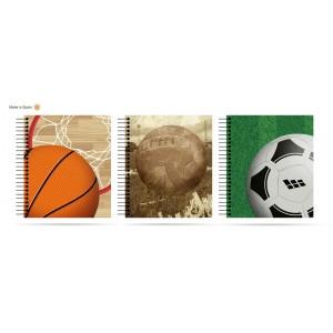 Pack Baloncesto + Fútbol
