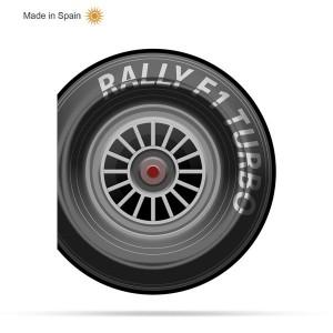 Rueda de Fórmula 1